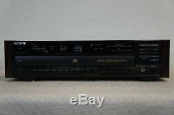 Sony Cdp-c701es Compact Disc Player/changer With Remote