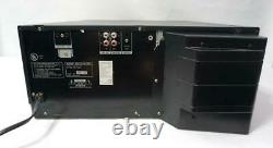 Sony Cdp-cx400 400-disc Carousel CD Player/changer With Rm-dx300 Remote