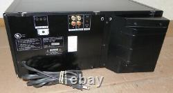 Sony Cdp-m333es 400 Disc CD Changer Es Player Mega Storage