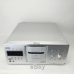 Sony DVP-CX777ES CD/DVD Player Disc Explorer 400 Disc Changer no remote
