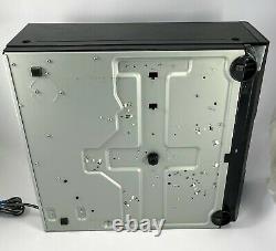 Sony DVP-CX8500 DVD CD Player 200 Video CD HDMI Mega Changer Disc Explorer