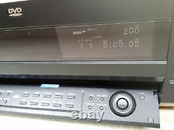 Sony DVP-CX850D 200 DVD CD Player Remote Disc Changer Carousel Browser Explorer