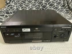 Sony DVP-CX875P 300+1 Disc Changer DVD/CD Player with remote