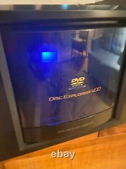 Sony DVP-CX985V 400-Disc Explorer CD / DVD / SACD Changer Player! No Remote