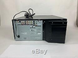 Sony DVP-CX985V 400 Disc Explorer DVD-CD-SACD Mega Changer Player Works Perfect