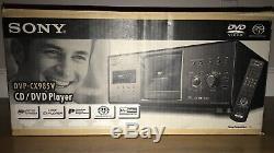 Sony DVP-CX985V 400-disc DVD changer/ player New Open-Box Rare