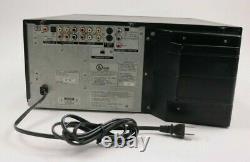 Sony DVP CX985V DVD CD SACD 400 Disc Changer Player HDMI Theater Receiver MP3