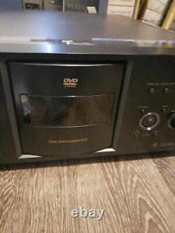 Sony DVP-CX995V 400-disc DVD changer/ player Brand-New