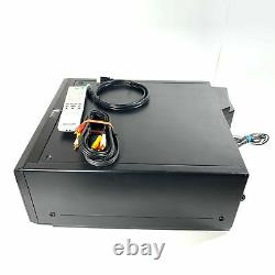 Sony DVP-CX995V Disc Explorer 400 DVD CD Changer Player HDMI Remote (New Belts)