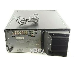 Sony DVP-CX995V Disc Explorer 400 DVD CD Changer Player HDMI TESTED WORKS