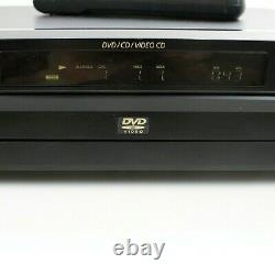 Sony DVP-NC600 DVD CD Player 5 Disc Changer with Remote Tested Cleaned