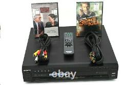 Sony DVP-NC685V Progressive Scan DVD SACD Super Audio CD 5 Disc Player Changer