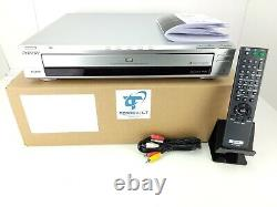 Sony DVP-NC800H DVD CD Player 5 Disc Changer 1080P HDMI Remote Tested Cleaned