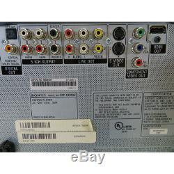 Sony DVPCX995V 400-Disc DVD Mega Changer/Player (2005 Model)