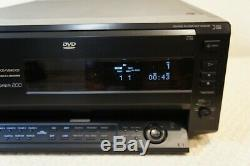 Sony Dvp-cx850d Compact Disc Player/changer