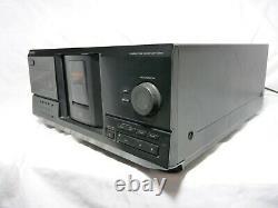 Sony Mega Storage 200 Disc CD Player Changer CDP-CX235 Carousel