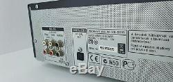 Sony SACD Super Audio CD 5 disc Changer player multi channel SCD-CE595 cleaned