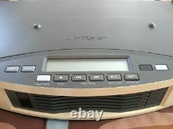Superb Custom Bose Wave Radio & Acoustic Wave Multi Disc CD Changer Player, Nice