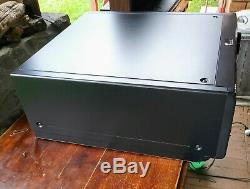 TESTED Sony CDP-CX355 MEGA Storage 300 Disc CD Player CD Changer With Remote