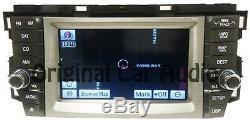 TOYOTA Avalon OEM Navigation Nav JBL Radio Stereo 4 Disc Changer MP3 CD Player