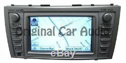 TOYOTA Camry JBL Navigation GPS Radio Stereo 4 Disc Changer CD Player E7024 OEM