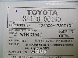 TOYOTA Camry JBL Radio Stereo 6 Disc Changer MP3 CD Player 11847 Factory OEM