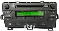 TOYOTA Prius JBL Radio Stereo Receiver 6 Disc Changer MP3 CD Player SAT 51882