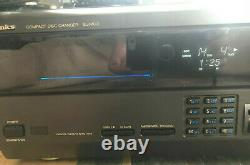 Technics SL-MC3 60+1 Mega Compact Disk CD Changer Player, Remote/Manual Included