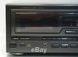 Technics SL-MC400 110 CD Wechsler / Player / Compact Disc Changer 1 J. Gewährl