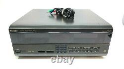 Technics SL-MC7 110 Disc Mega Storage Compact Disc CD Changer Player NO REMOTE