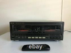 Technics SL-MC7 CD Changer 110 Compact Disc Player Programmable HiFi Stereo