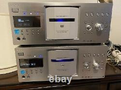 USED Sony DVP-CX777ES DVD Player (400 disc changer per) no remote