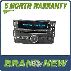 Unlocked NEW 06 07 08 09 CHEVY HHR Radio AUX 6 Disc player CD Changer OEM