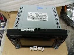 VW VOLKSWAGEN RCD-510 Touch Screen AM FM Radio 6 Disc Changer MP3 CD Player OEM