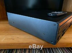 Vintage ADCOM GCD-700 5 Disc CD Changer / Player Audiophile Grade Remote