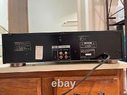 Vintage Sony CDP-C601ES 5 Disc CD Disc Changer Player