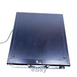 Vtg Sony Mega Storage 200 Disc CD Player Changer CDP-CX235 High Density Linear
