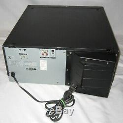 Working Sony CDP-CX455 Mega Storage 400-Disc CD Changer Carousel Player Jukebox