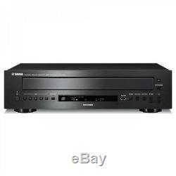 YAMAHA CD-C600 Black 5-Disc CD Changer/Player $380 List! AUTHORIZED-DEALER