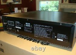 Yamaha CD-C600 five-disc CD Changer Black iPod/USB Compatible BRAND NEW Player 5