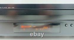 Yamaha CDC-585 5 Fach CD Wechsler Compact Disc Changer Player +FB 1 Jahr Gewähr