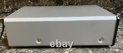 Yamaha CDC E500 3 Disc CD Player Changer Compact No Remote Tested Working Used